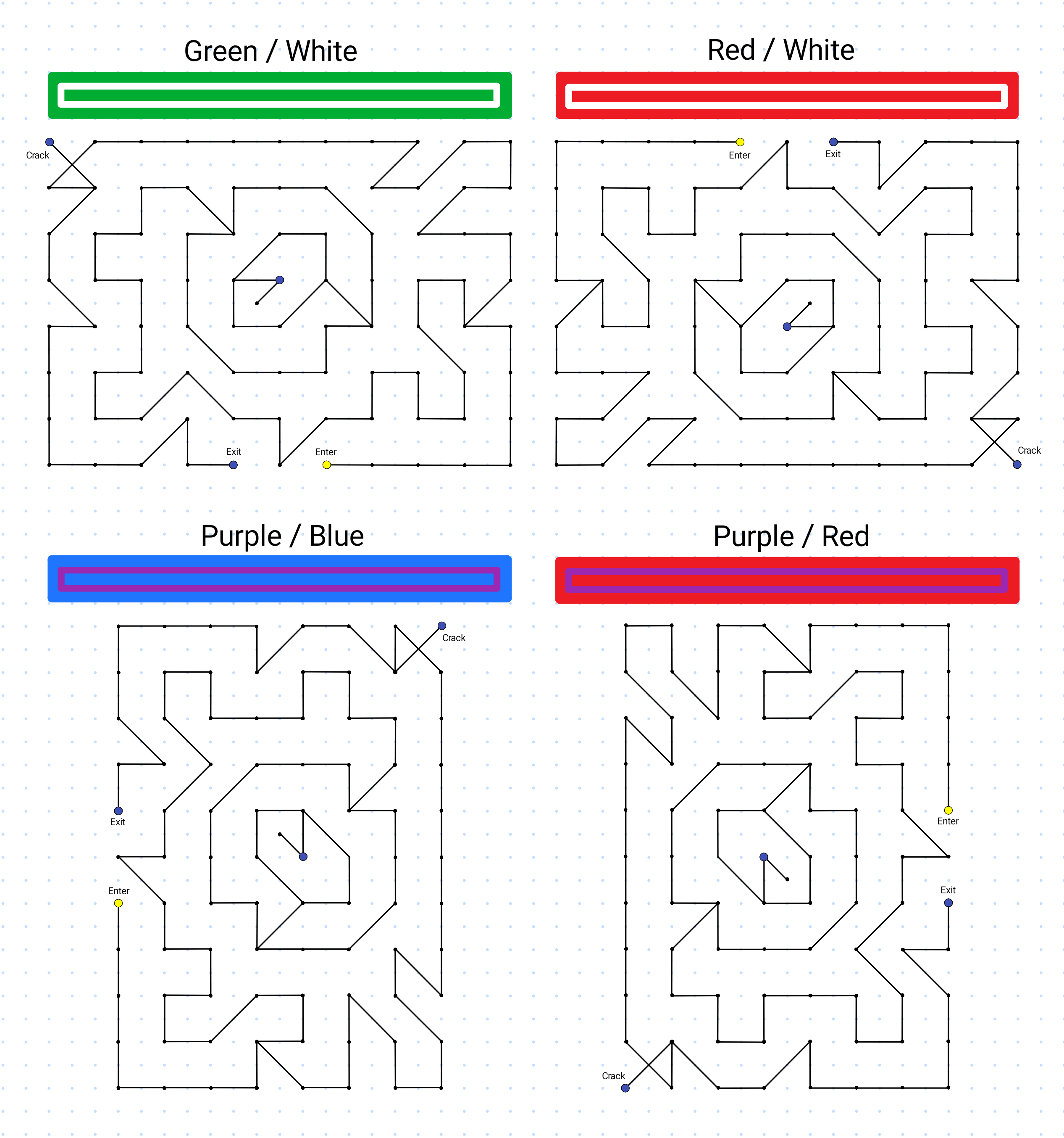 Map of Rejected Game